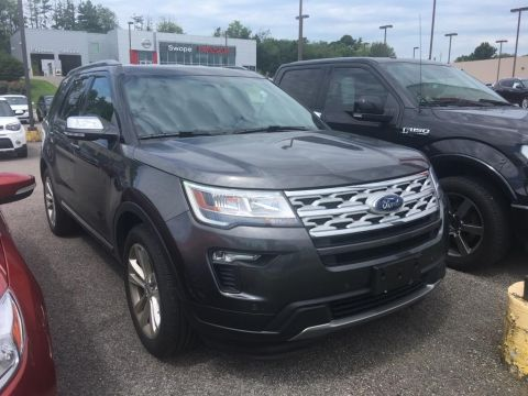 Pre-Owned 2019 Ford Explorer XLT FWD Sport Utility
