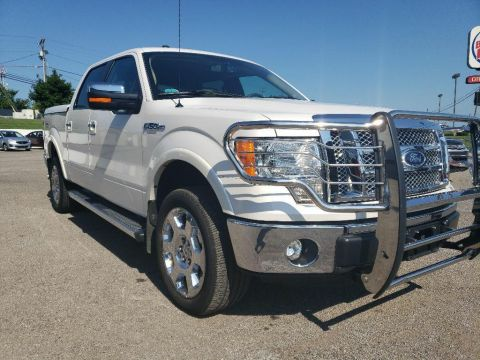 Pre-Owned 2011 Ford F-150 Lariat 4WD 4WD SuperCrew 145