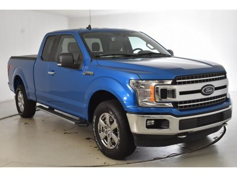Pre-Owned 2019 Ford F-150 XLT 4WD 4WD SuperCab 6.5' Box