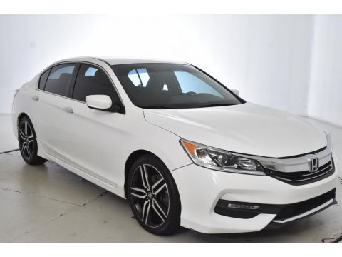 Pre-Owned 2016 Honda Accord Sport FWD 4dr Car