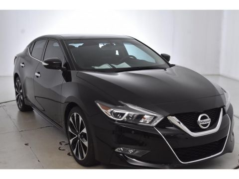 Pre-Owned 2018 Nissan Maxima SR FWD 4dr Car