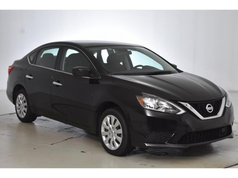 Pre-Owned 2019 Nissan Sentra S FWD 4dr Car