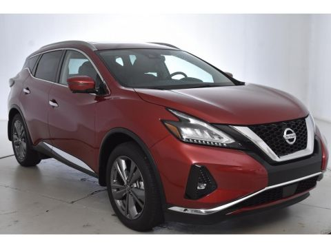 Pre-Owned 2019 Nissan Murano Platinum RWD Sport Utility