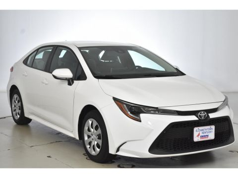 Pre-Owned 2020 Toyota Corolla LE FWD 4dr Car