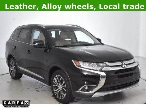 Pre-Owned 2017 Mitsubishi Outlander SEL FWD Sport Utility