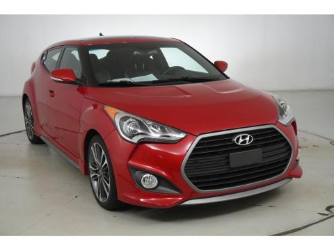 Pre-Owned 2017 Hyundai Veloster Turbo FWD 3dr Car