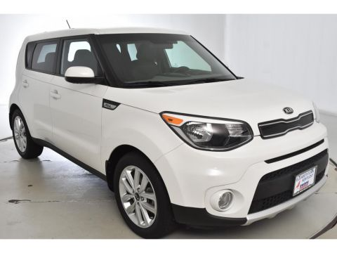 Pre-Owned 2017 Kia Soul + FWD 4dr Car