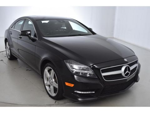 Pre-Owned 2014 Mercedes-Benz CLS CLS 550 RWD Coupe